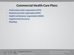 Health Care Domain